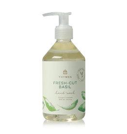 Thymes Fresh Cut Basil Hand Wash 9oz