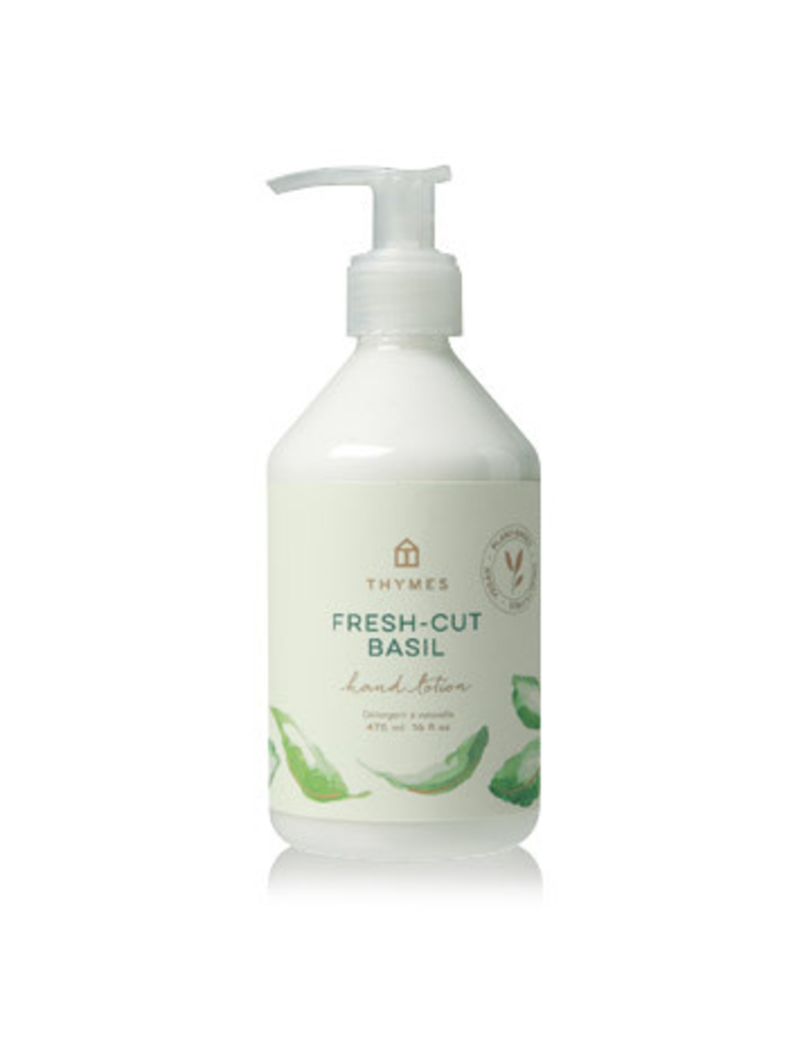 Thymes Fresh Cut Basil Hand Lotion 9oz
