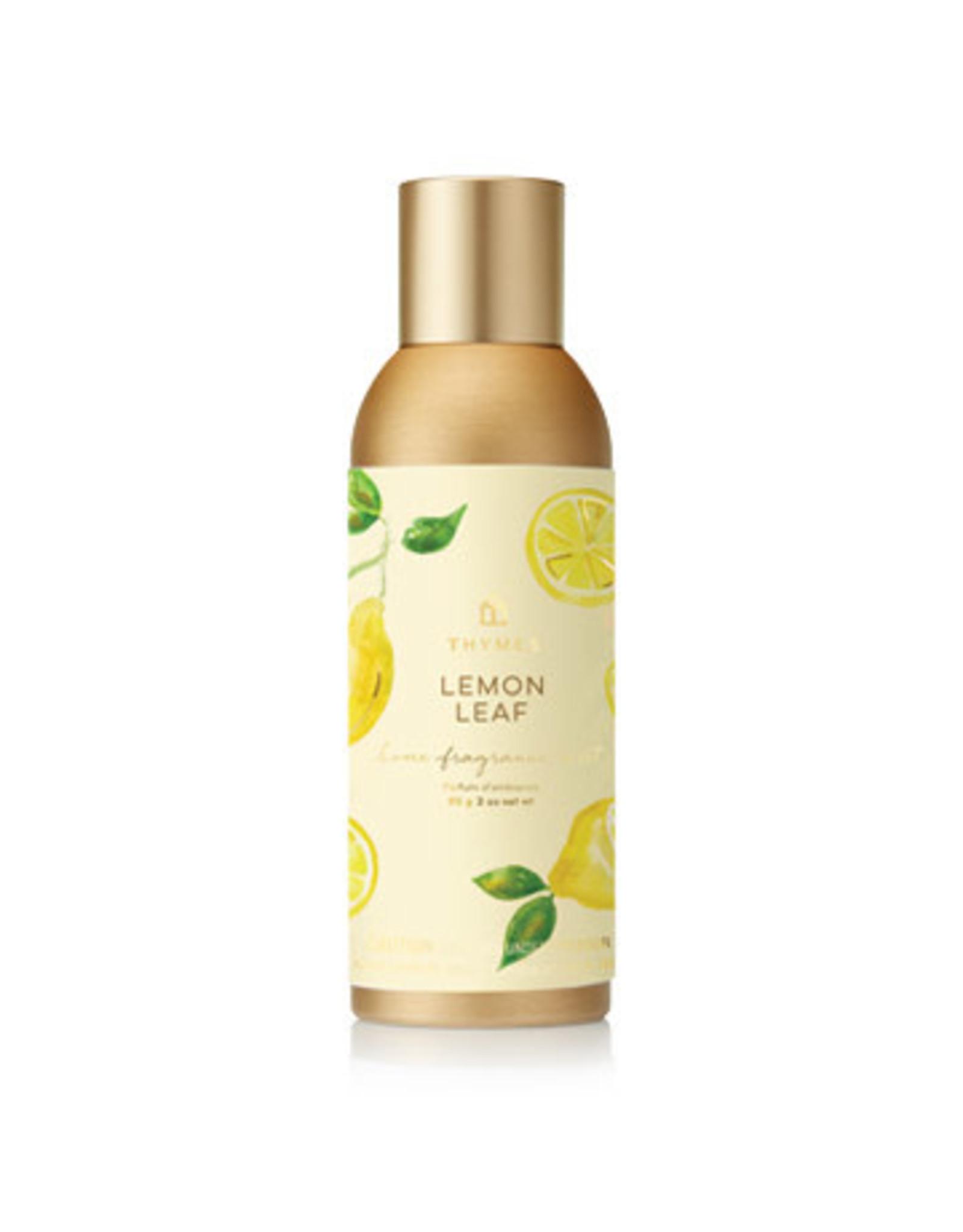 Thymes Lemon Leaf Home Fragrance Mist 3oz
