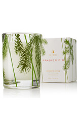 Thymes Frasier Fir Votive Candle Pine Needle Design