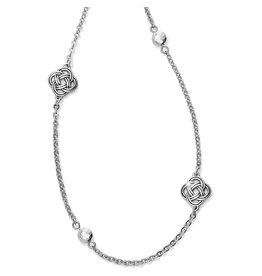 Brighton Interlok Petite Long Necklace