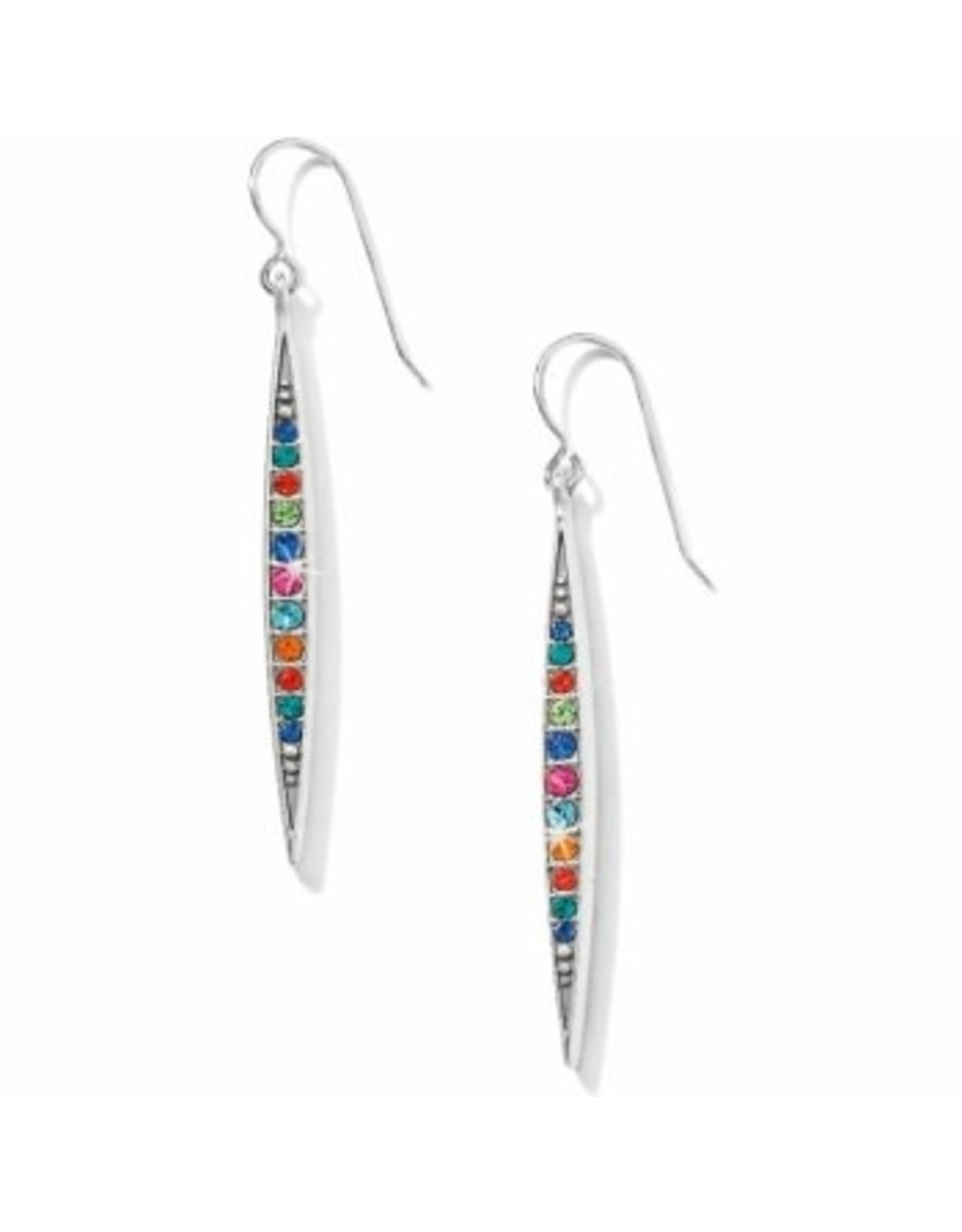 Brighton Contempo Ice French Wire Earrings