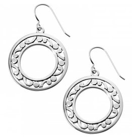 Brighton Contempo Open Wire French Wire Earrings