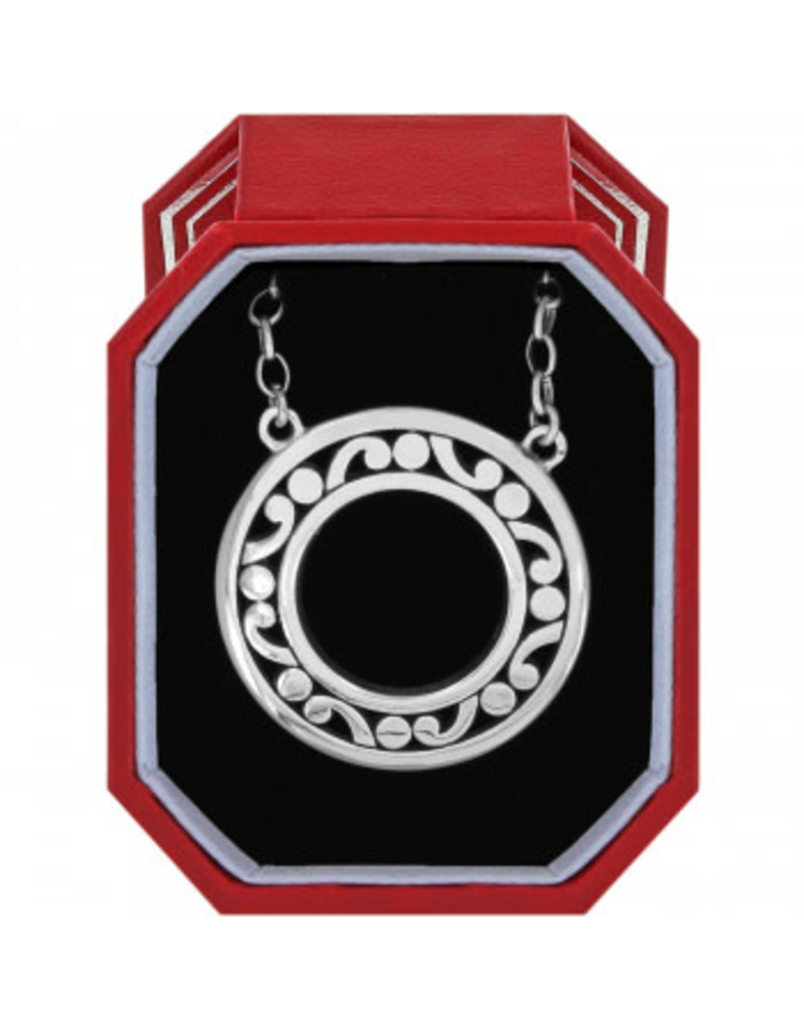 Brighton Contempo Open Ring Necklace Gift Box