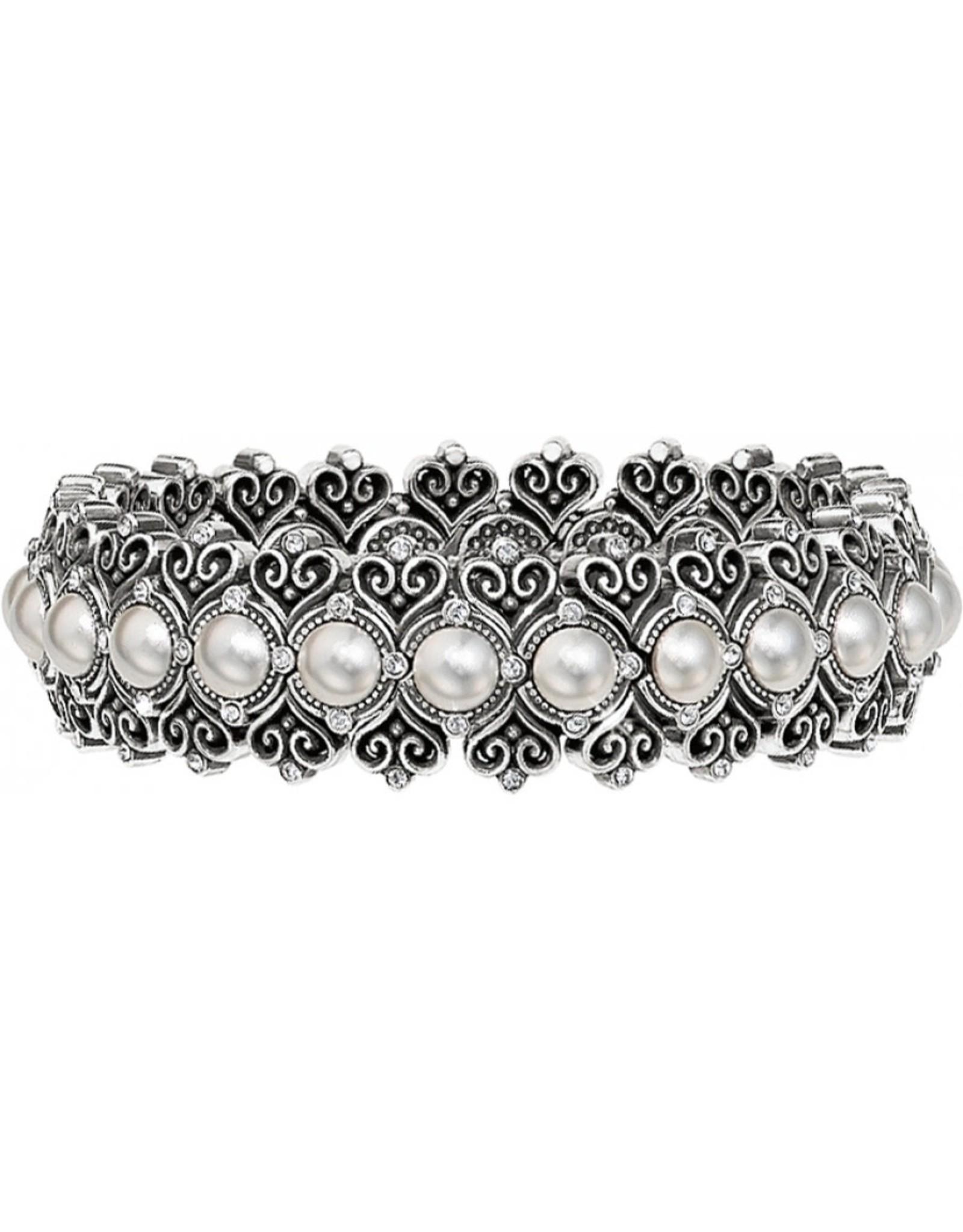 Brighton Alcazar Pearl Stretch Bracelet