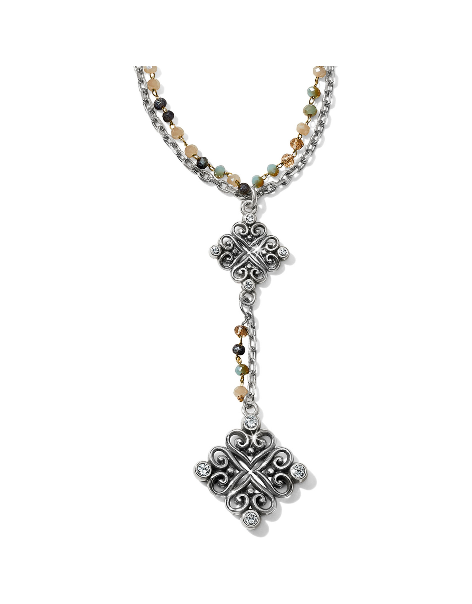 Brighton Alcazar Riviera Y Necklace