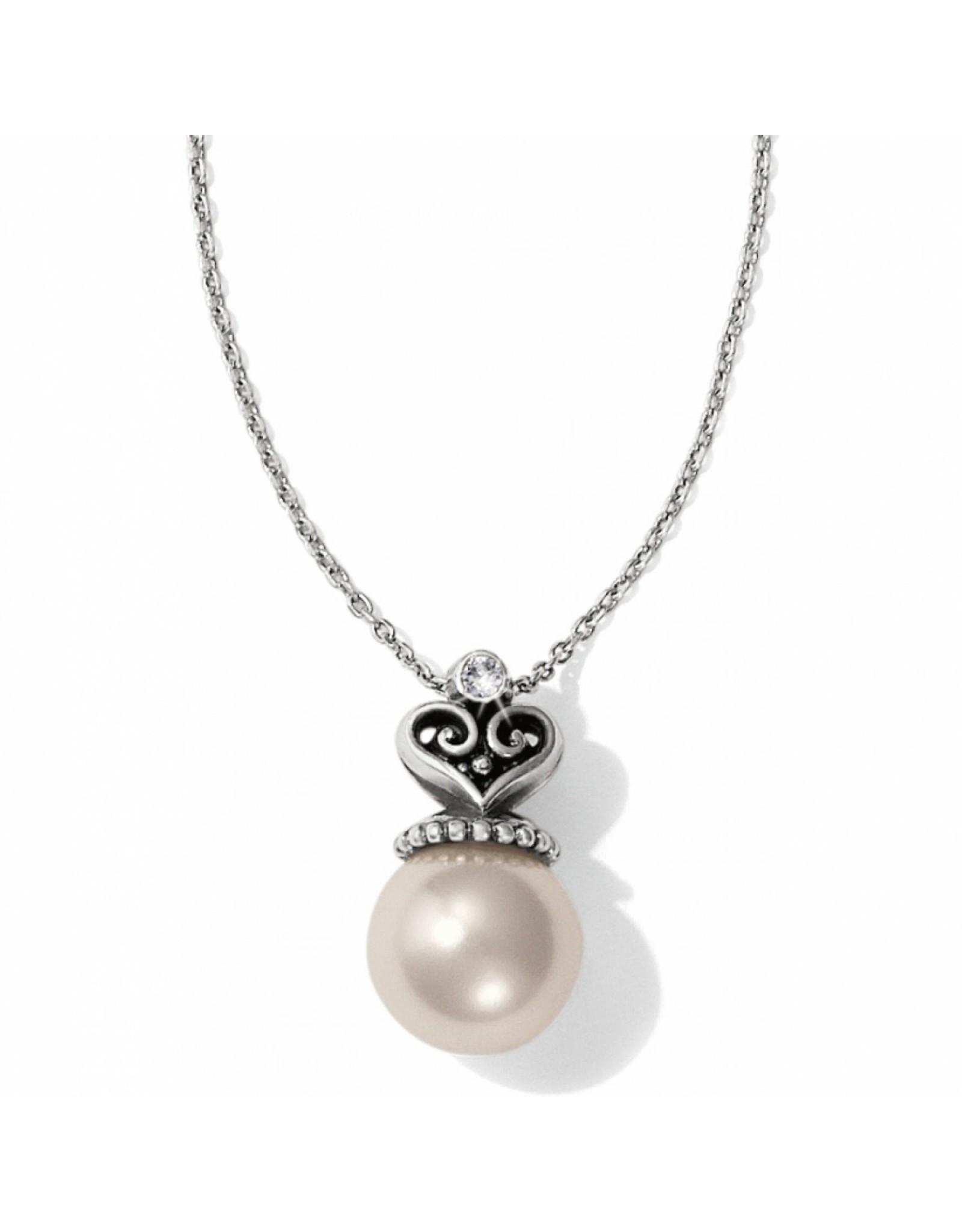 Brighton Alcazar Pearl Short Necklace