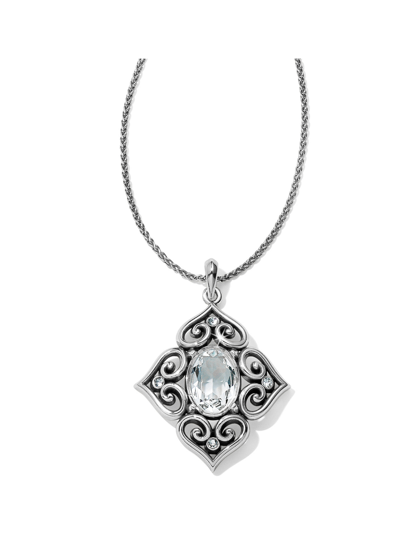 Brighton Alcazar Chrystalline Convertible Necklace