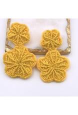 Treasure Jewels Earring Rosita Yellow