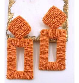 Treasure Jewels Earring Penelope Orange