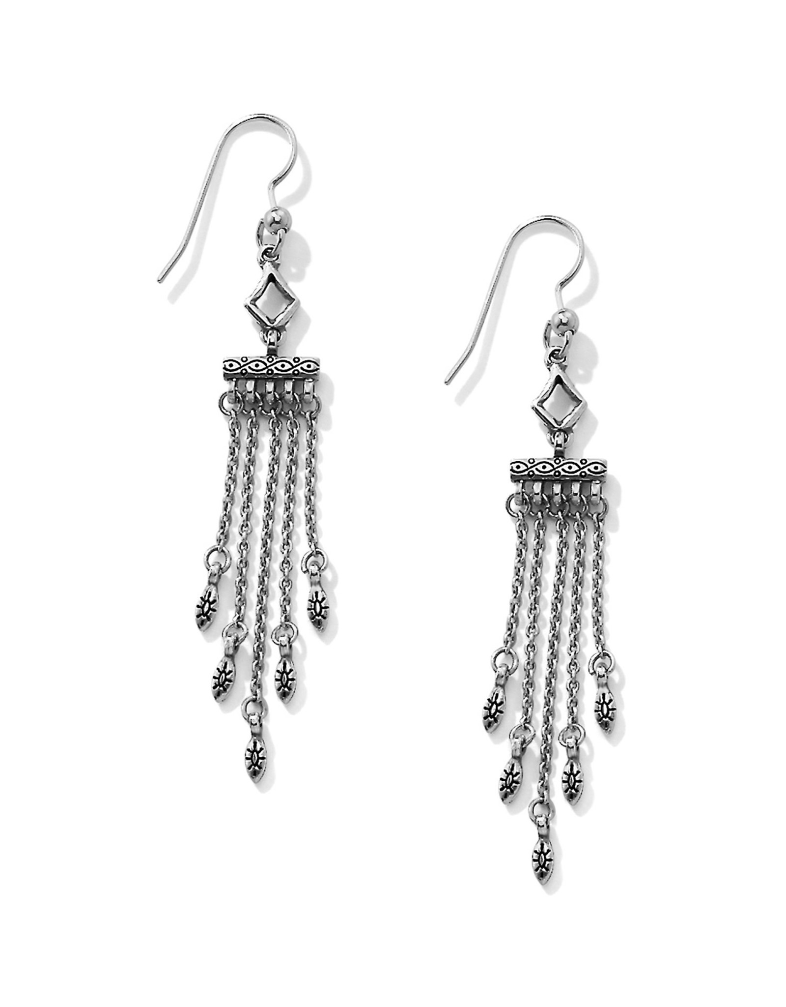 Brighton Marrakesh Tassel French Wire Earrings