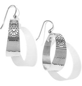 Brighton Marrakesh Mesa Hoop French Wire Earrings