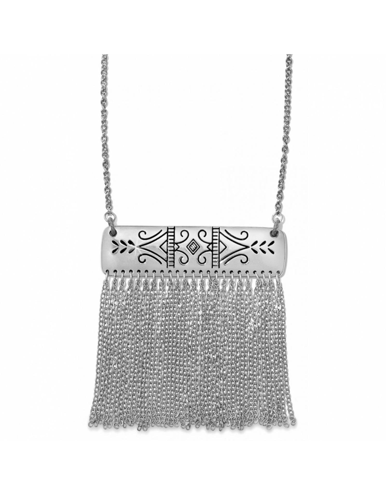 Brighton Marrakesh Long Tassel Necklace