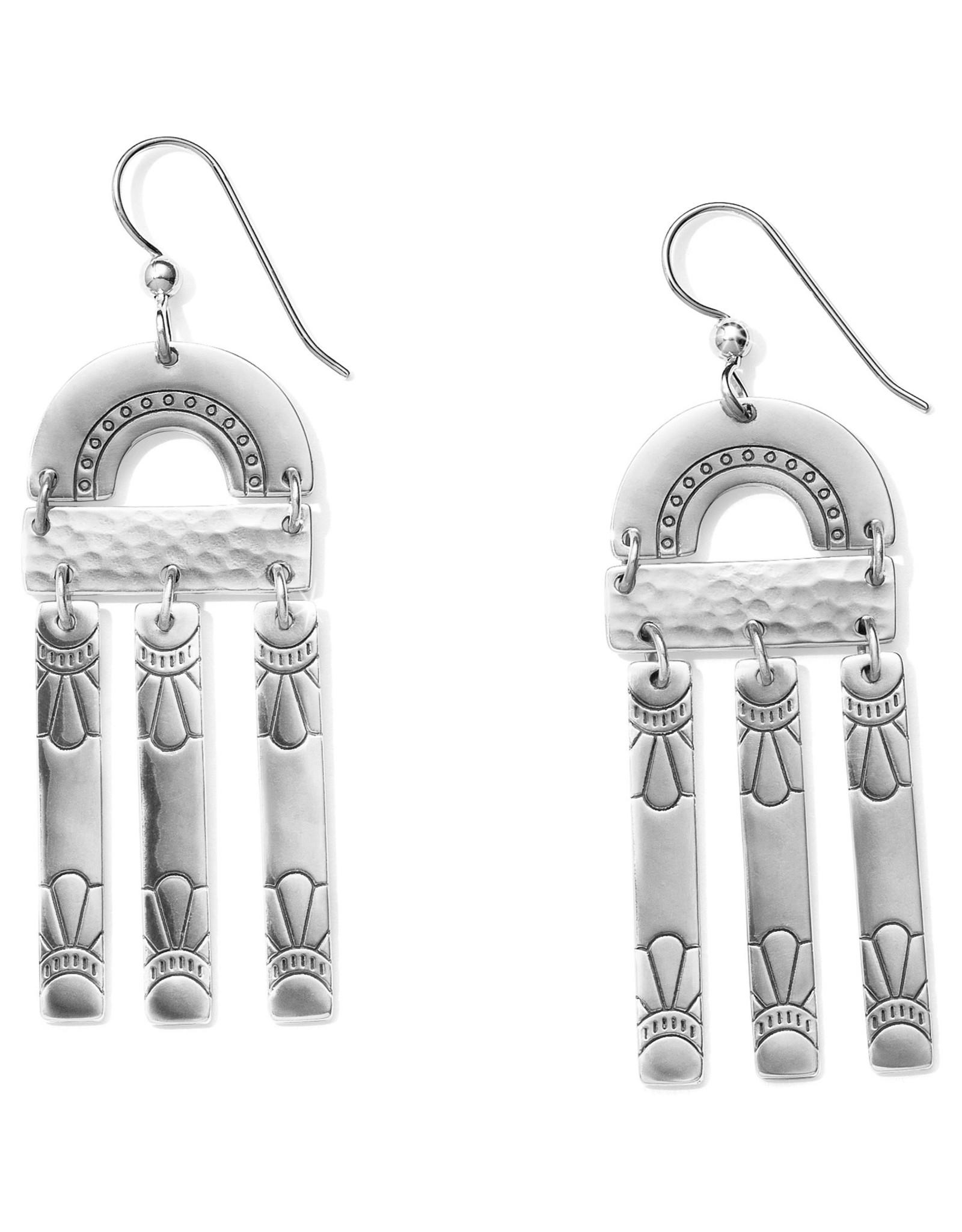 Brighton Marrakesh Soleil Arc French Wire Earrings
