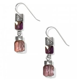 Brighton Marrakesh Bazaar Lilac French Wire Earrings