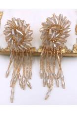 Treasure Jewels Earring Avery Nude