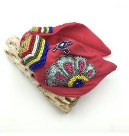 Treasure Jewels Peacock Headband