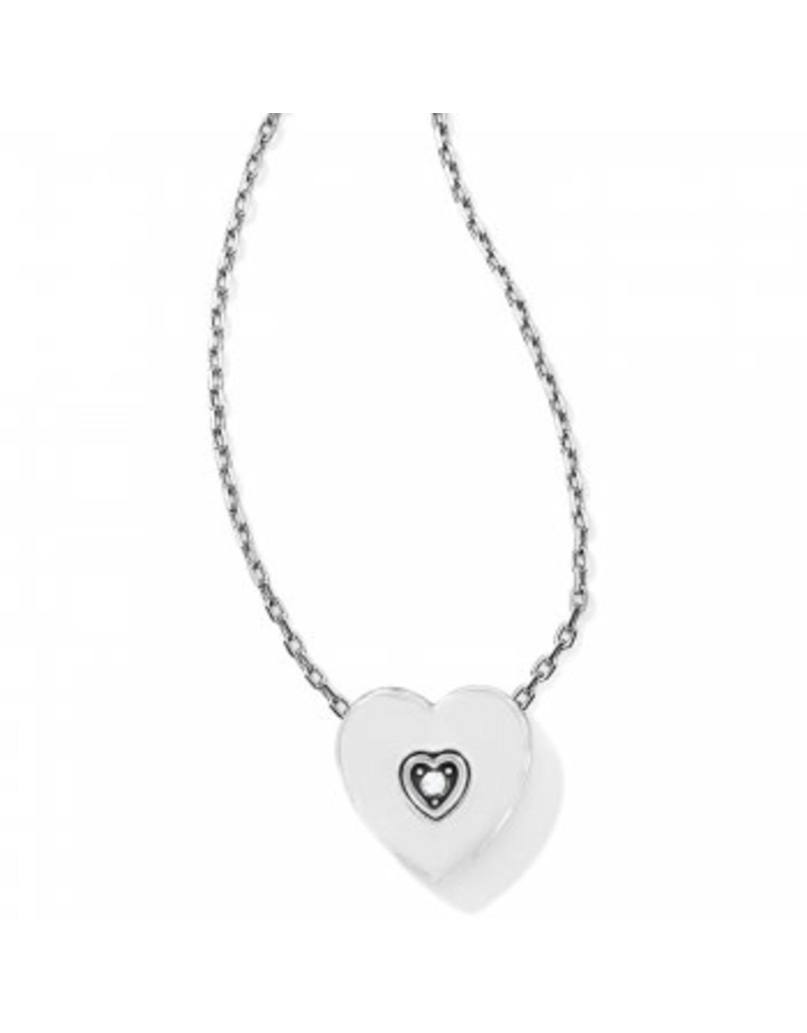 Brighton Meridian Love Notes Necklace