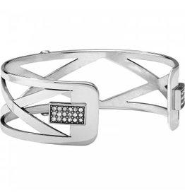 Brighton Christo Meridian Zenith Narrow Cuff Bracelet