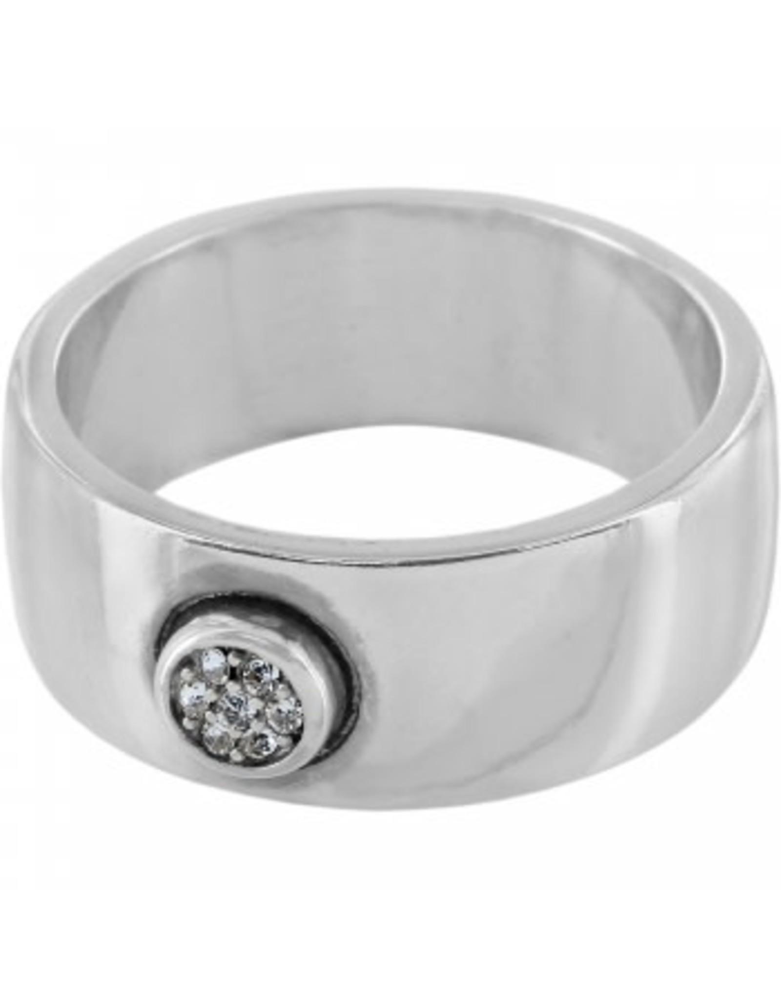 Brighton Meridian Petite Sparkle Ring Size 9