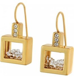 Brighton Meridian Zenith Shaker French Wire Earrings