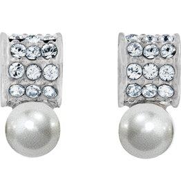 Brighton Meridian Petite Pearl Post Earrings