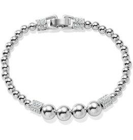 Brighton Meridian Petite Prime Silver Bracelet