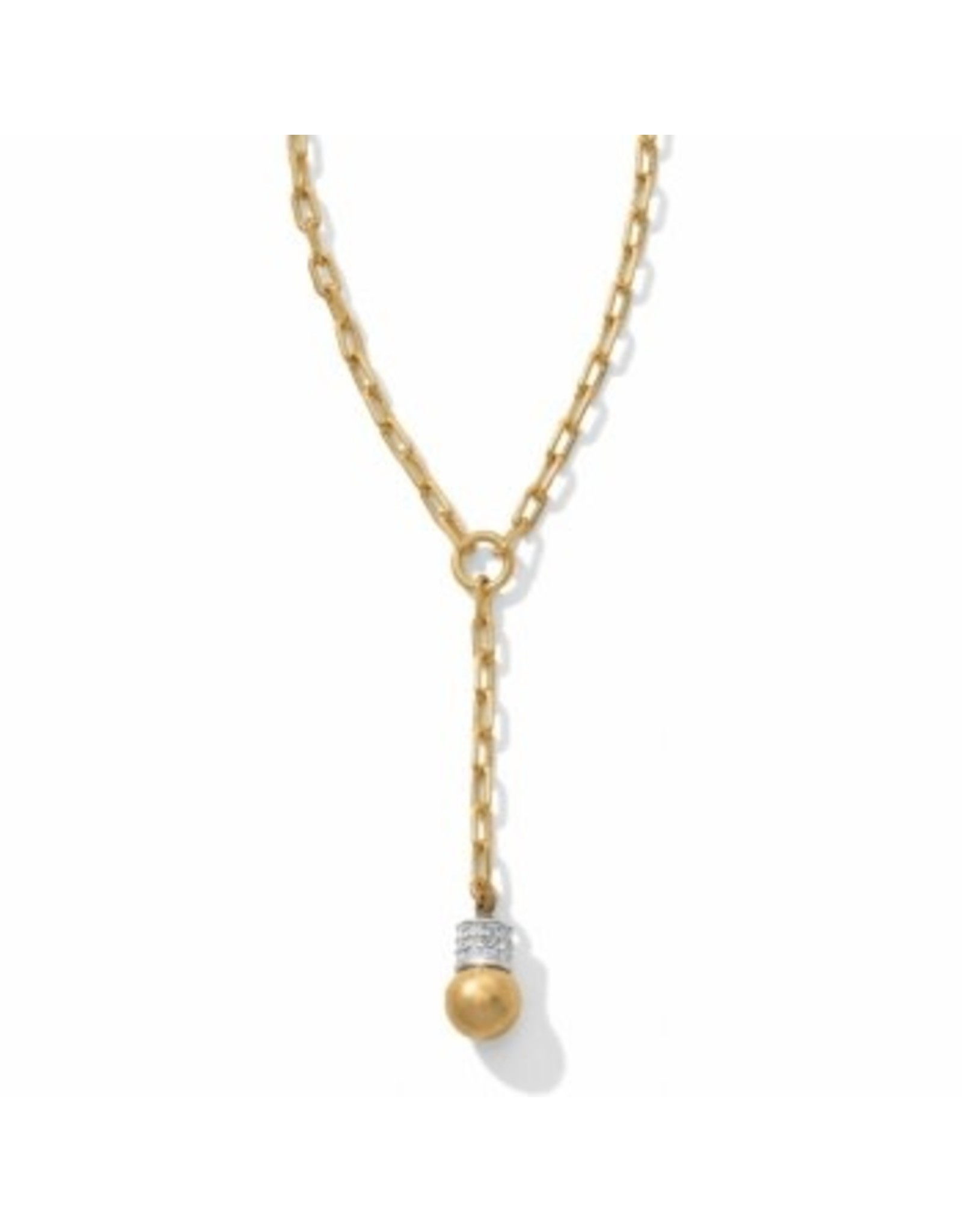 Brighton Meridian Petite Y Necklace