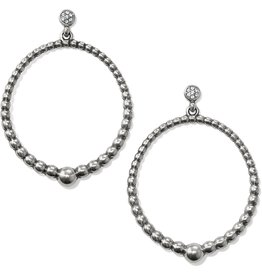 Brighton Meridian Petite Post Hoop Earrings