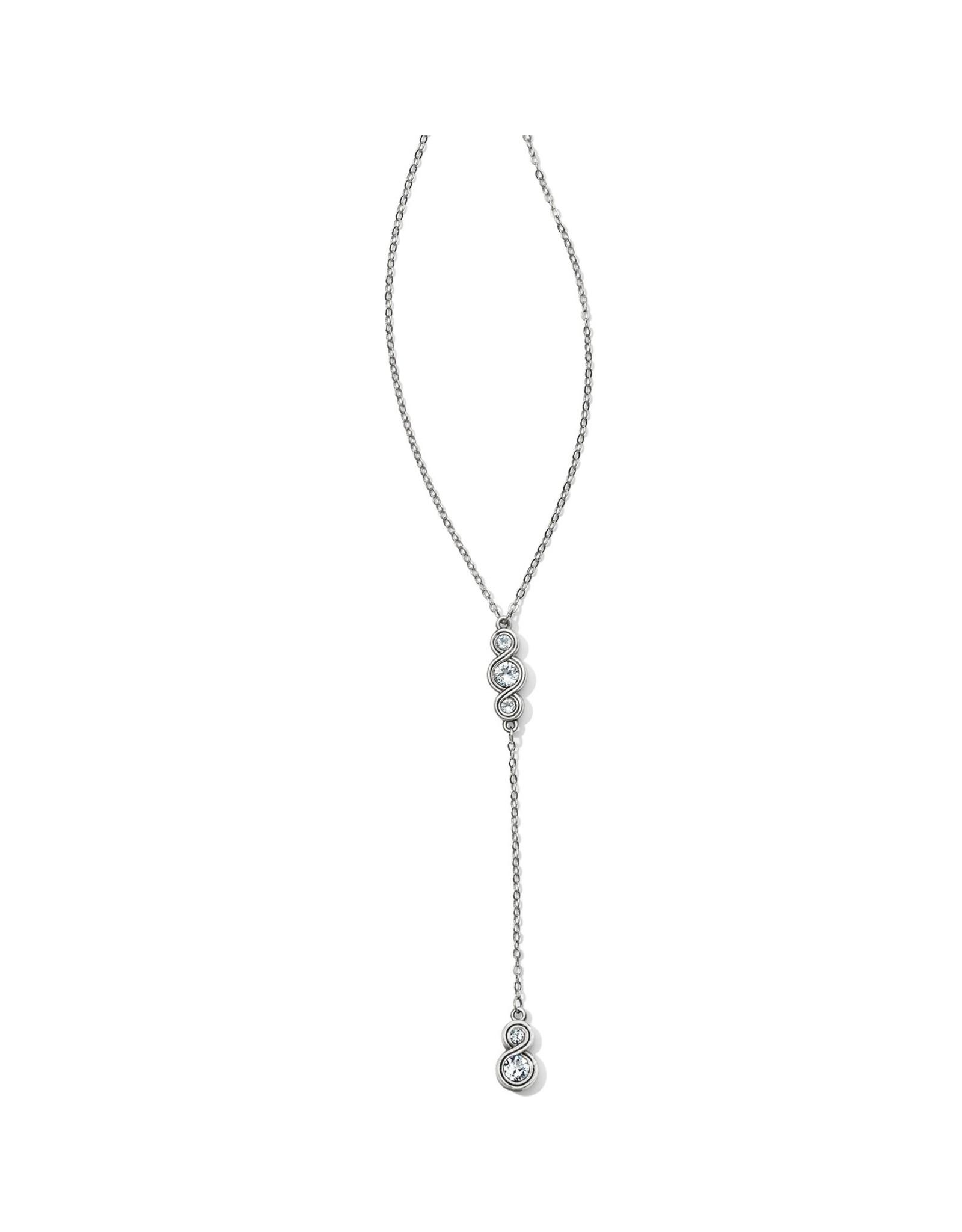 Brighton Infinity Sparkle Y Necklace