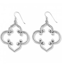 Brighton Toledo Statement French Wire Earrings