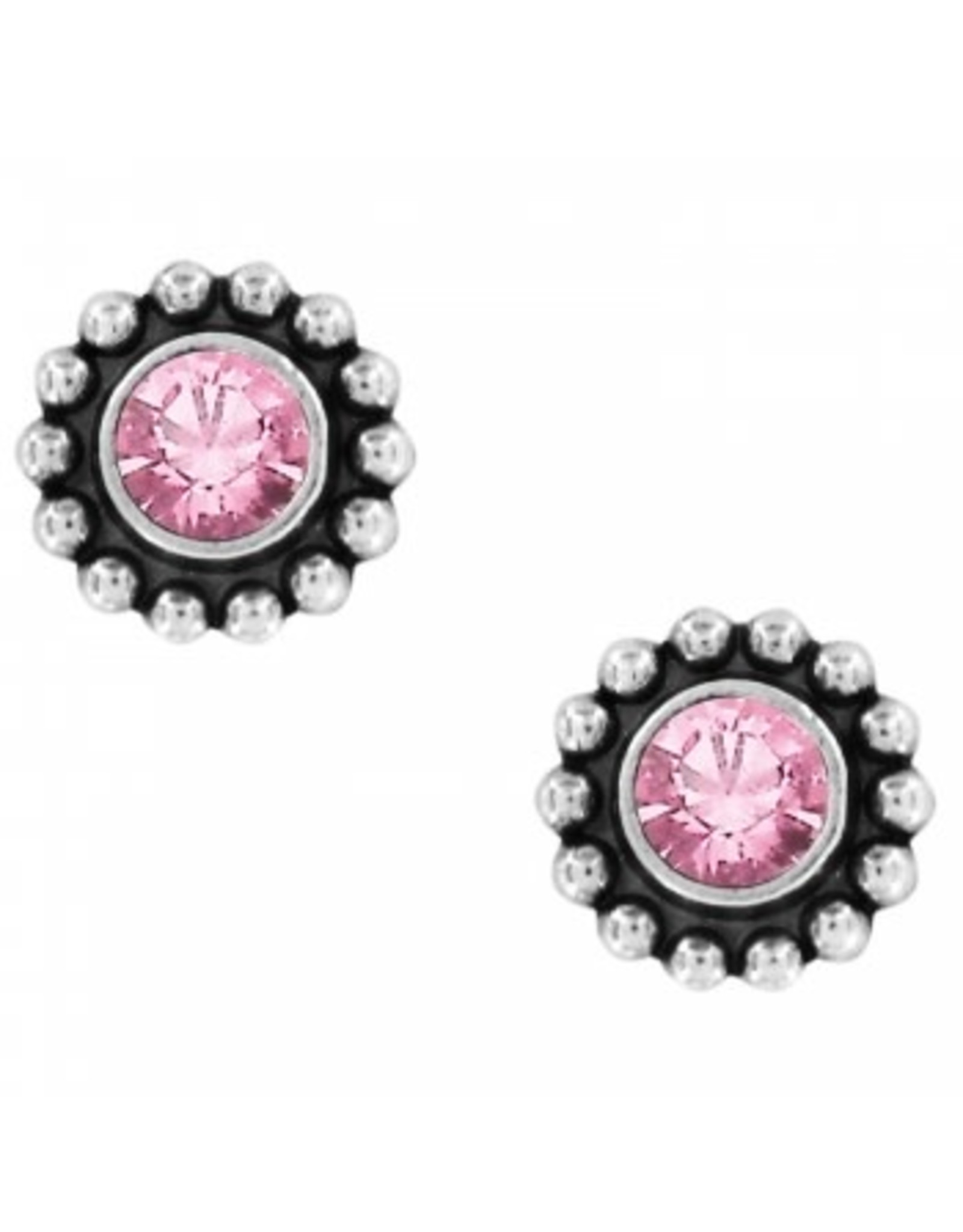 Brighton Twinkle Mini Post Rose Earrings