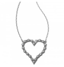 Brighton Twinkle Splendor Heart Necklace