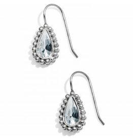 Brighton Twinkle Teardrop French Wire Earrings