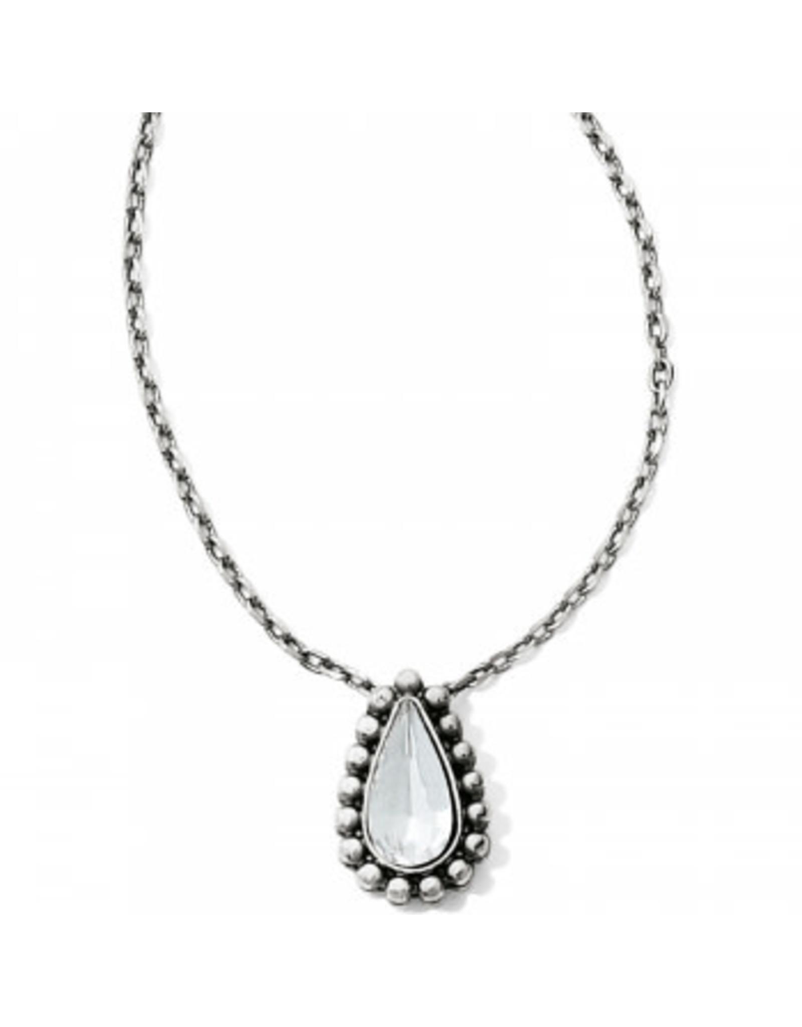Brighton Twinkle Teardrop Reversible Necklace