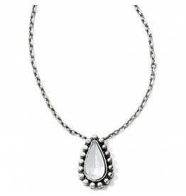 Brighton Twinkle Teardrop Reversible Necklace