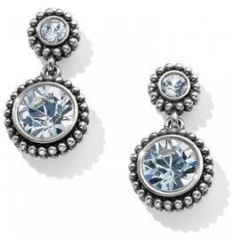Brighton Twinkle Duo Post Drop Earrings