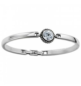 Brighton Twinkle Hinged Bar Bangle