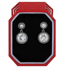 Brighton Twinkle Duo Post Drop Earrings Gift Box