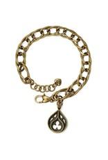 Brighton Ferrara Lorenza Link Bracelet