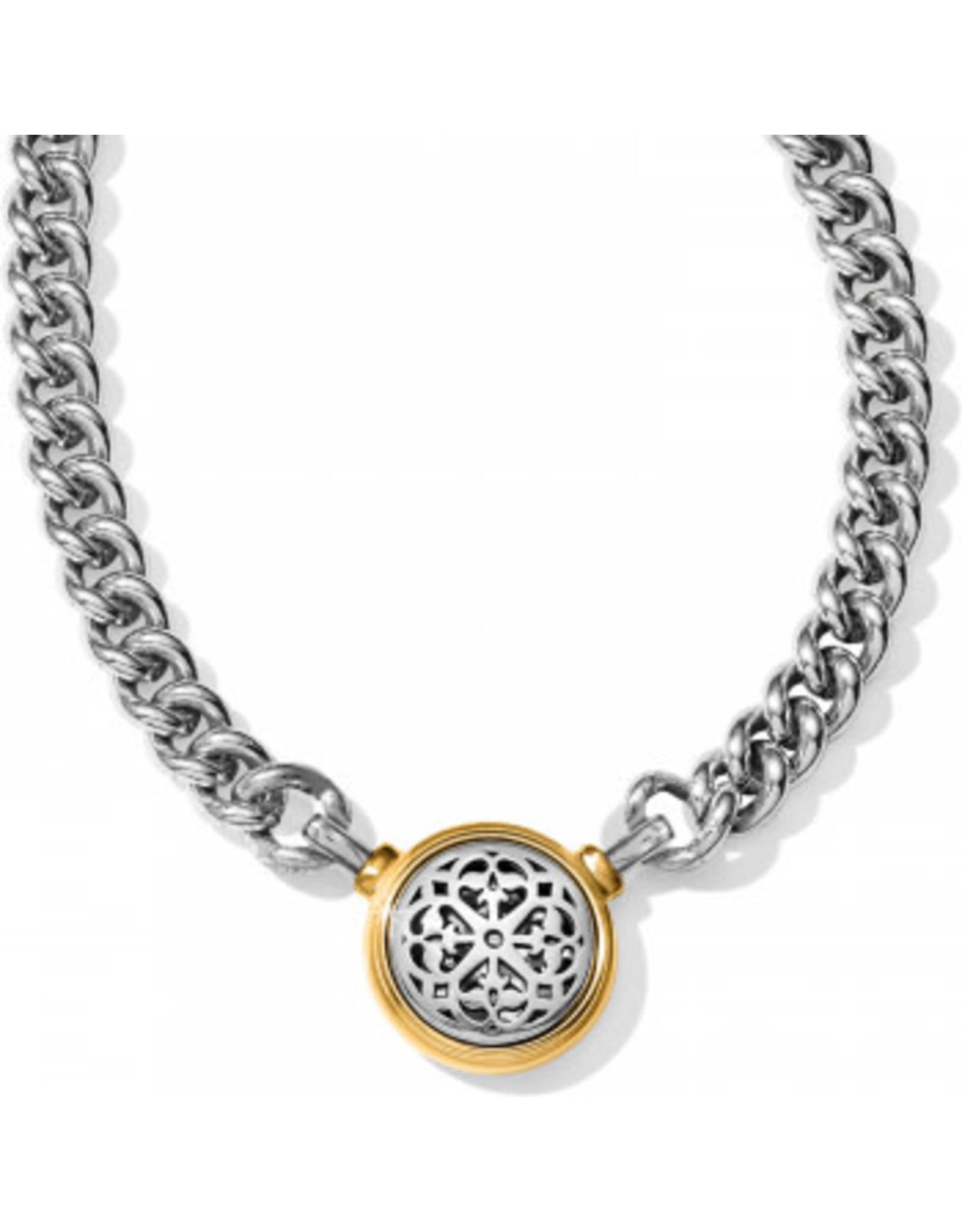 Brighton Ferrara Two Tone Necklace