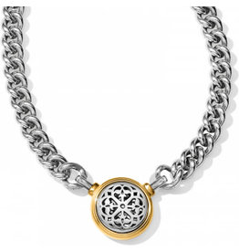 Brighton Ferrara Two Tone Necklace
