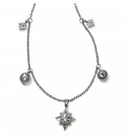 Brighton Halo Stargazer Short Necklace