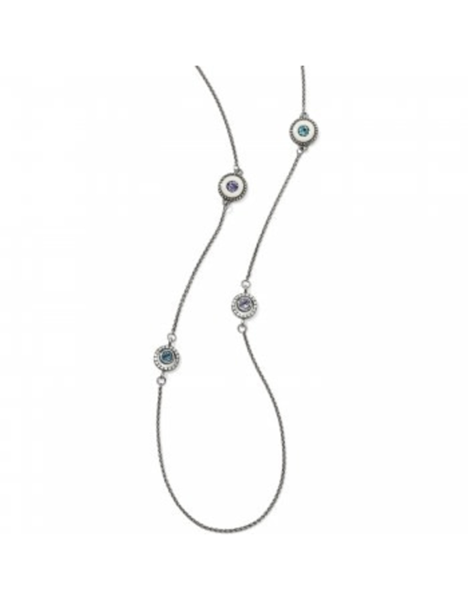 Brighton Halo Light Long Necklace
