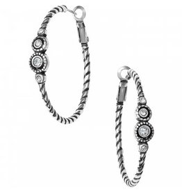 Brighton Halo Hoop Earrings
