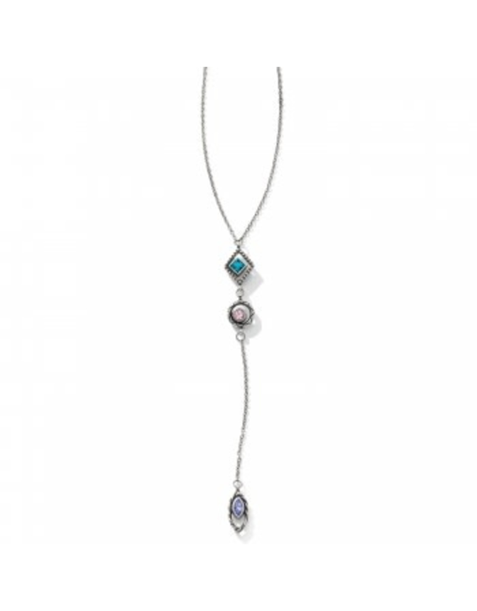 Brighton Halo Horizon Y Necklace