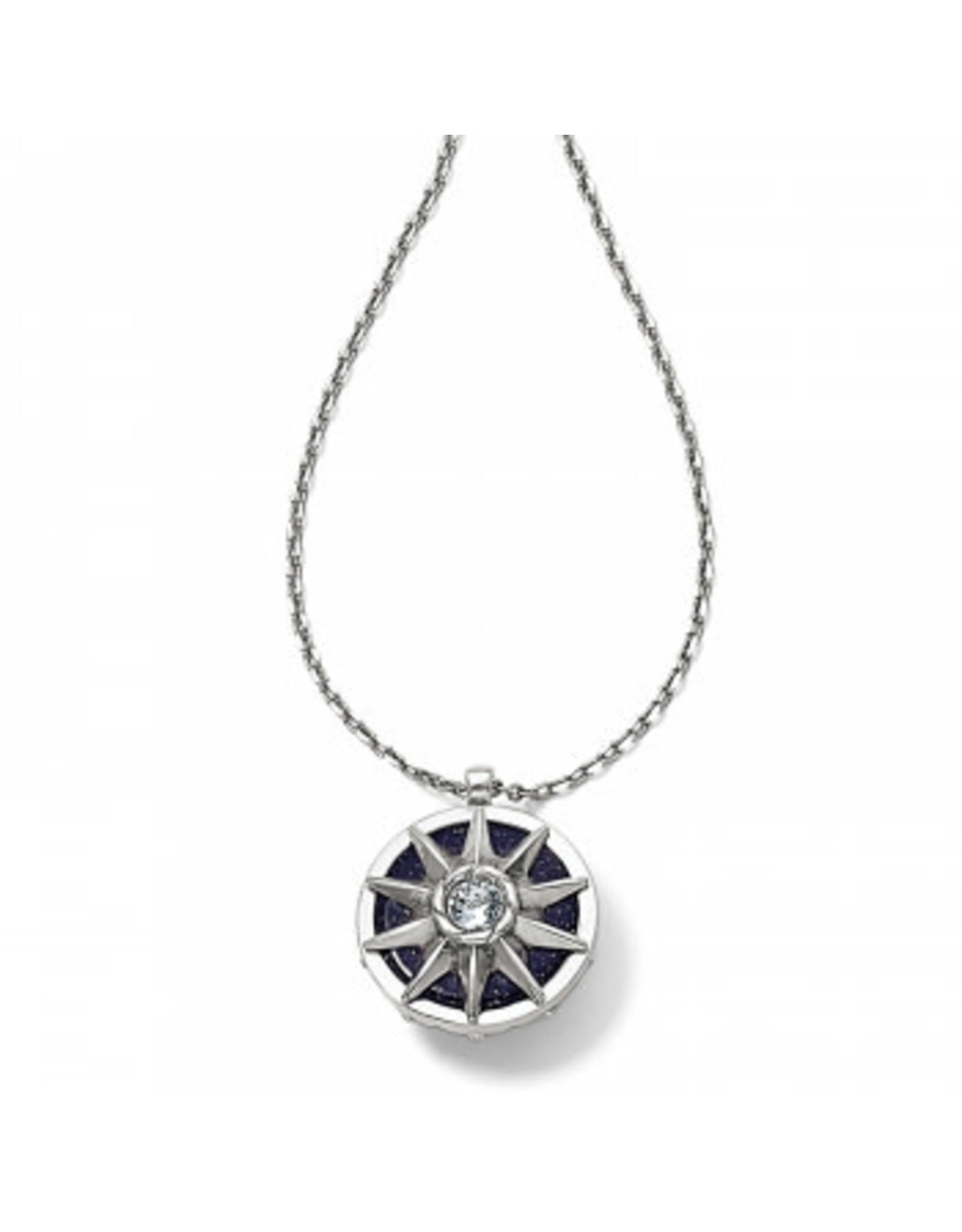 Brighton Halo Stargazer Polaris Necklace