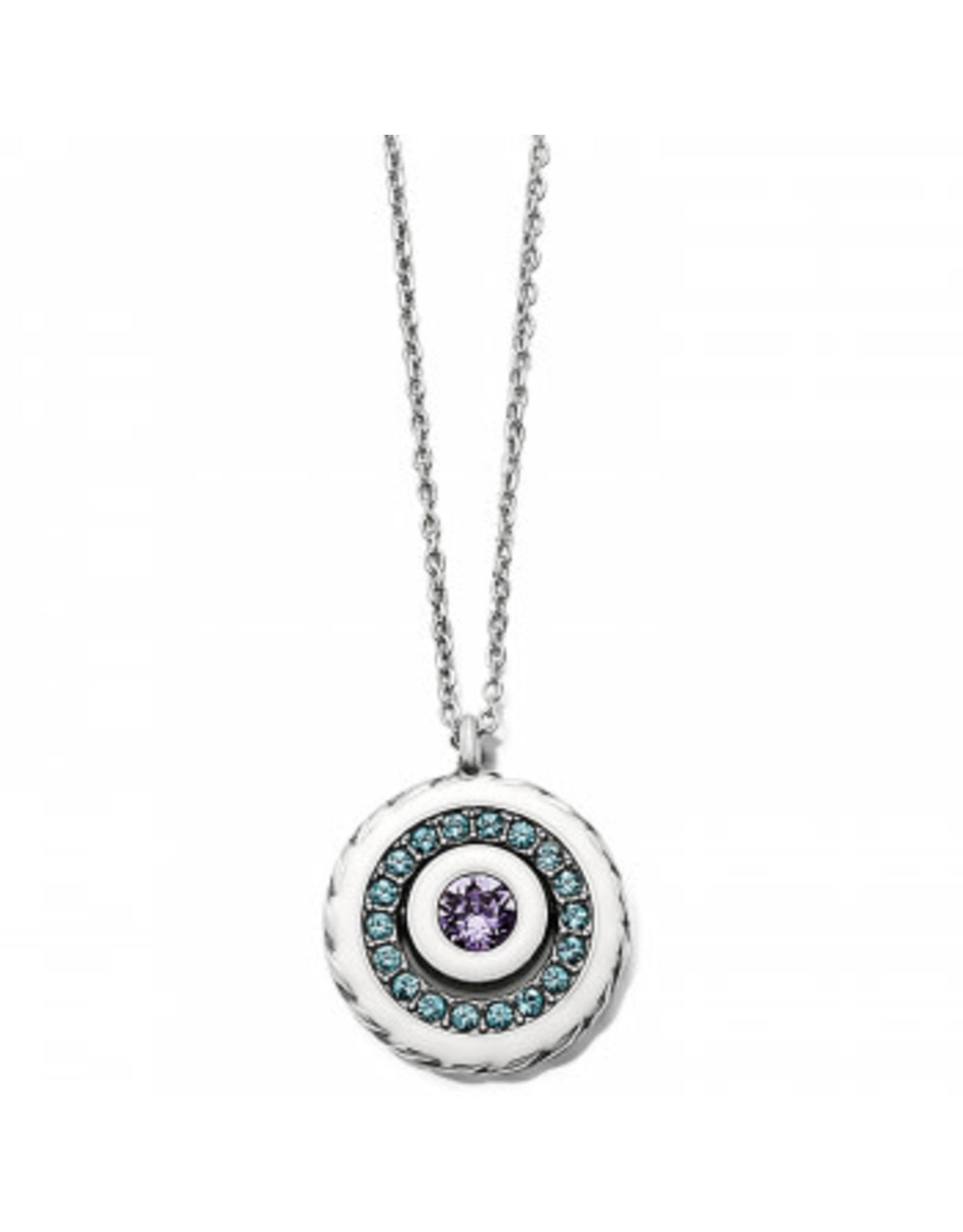 Brighton Halo Light Petite Necklace