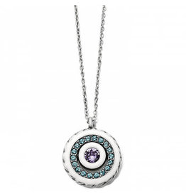 Brighton Halo Light Petite Necklace