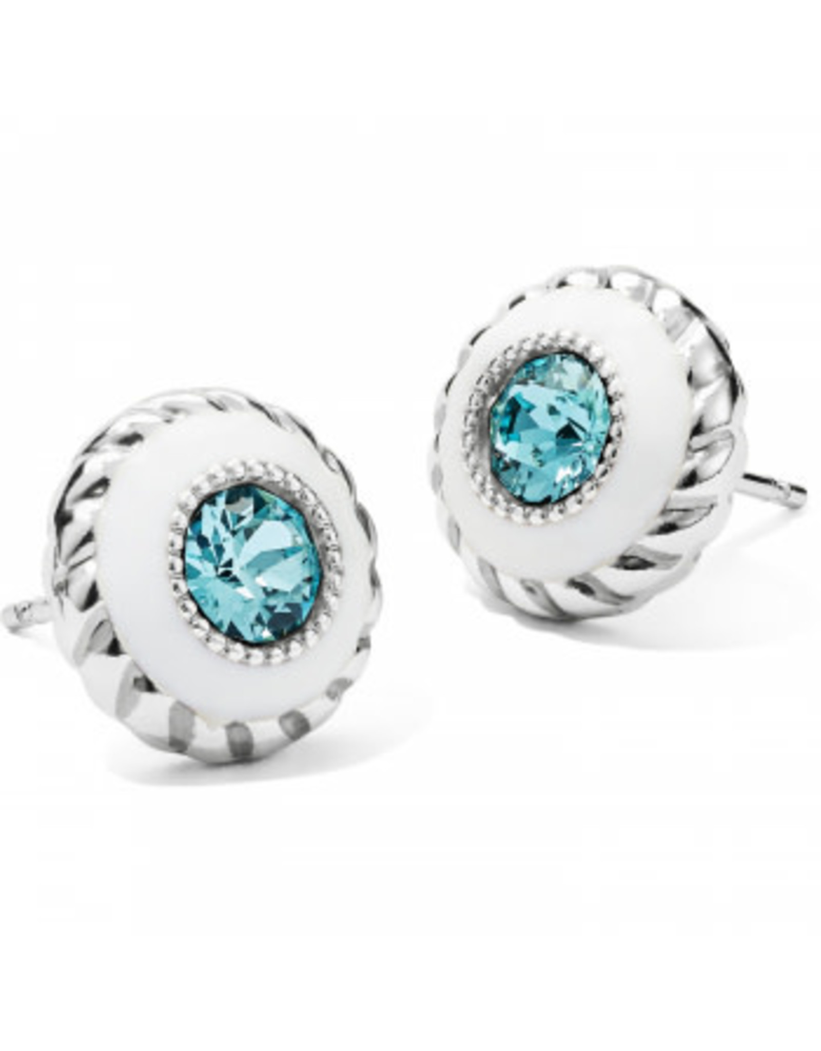 Brighton Halo Light Post Earring